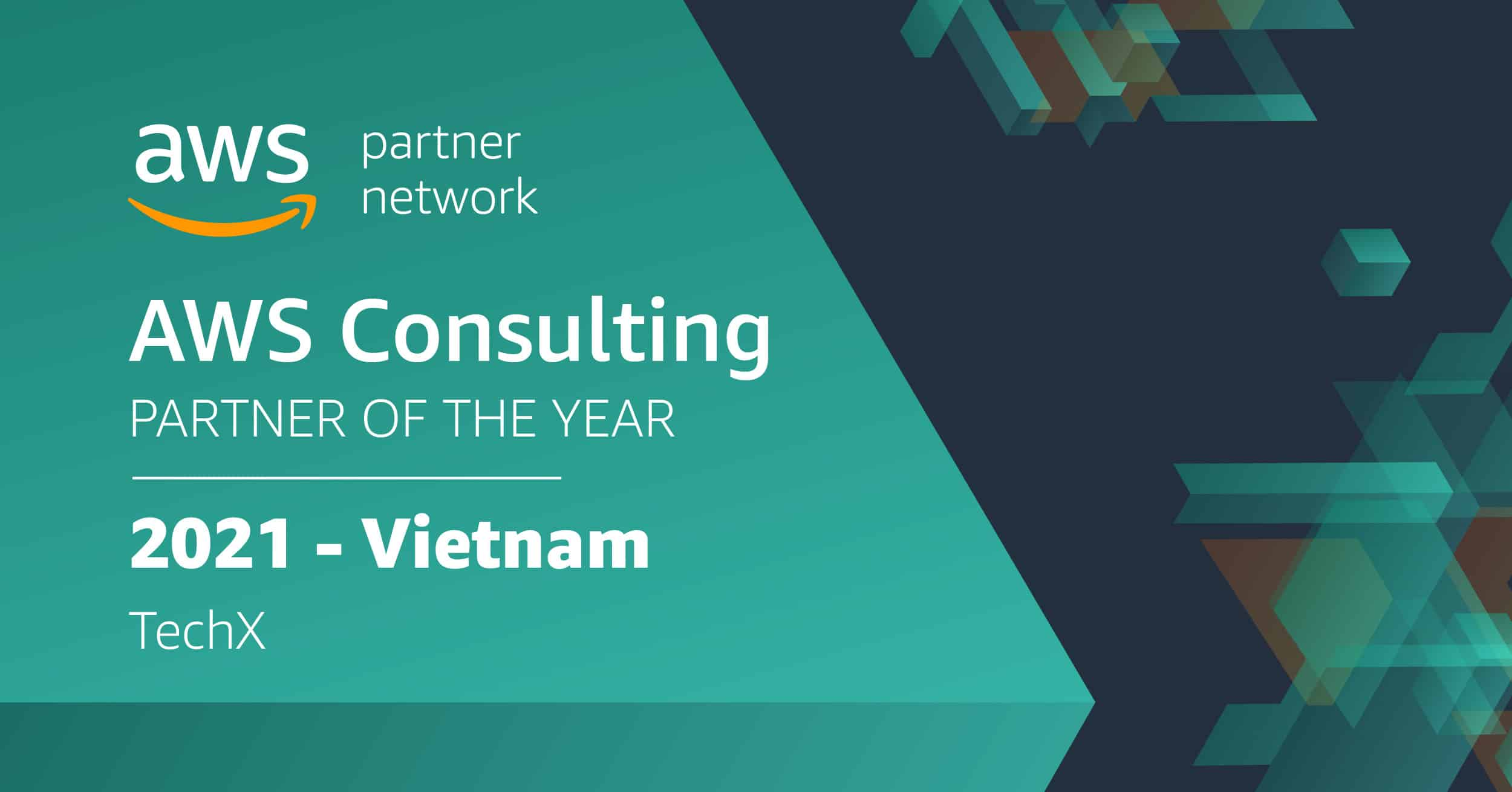 AWS Consulting Partner of the Year 2021 - Vietnam